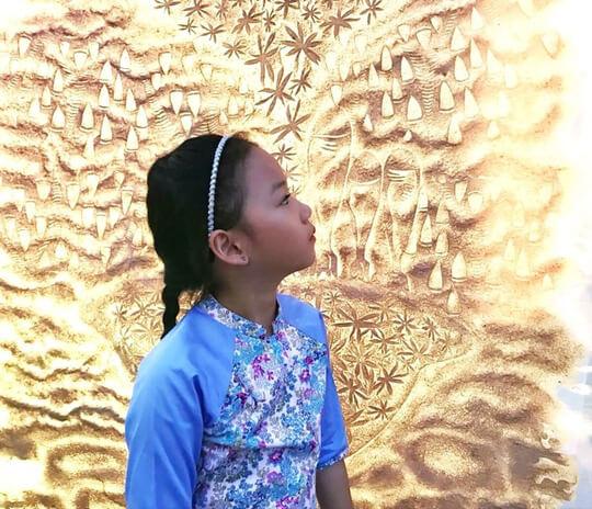 Triển lãm nghệ thuật trúc chỉ ở Đà Nẵng 2017 - 7